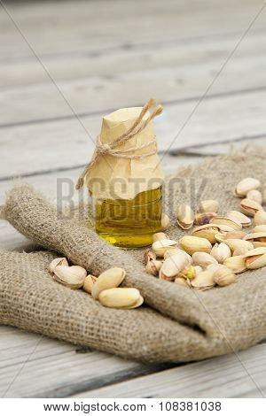 Pistachio Nuts Oil