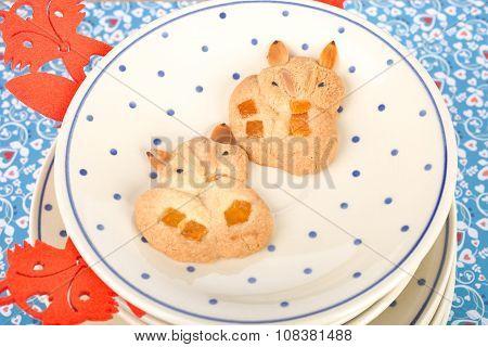 Fox cookies