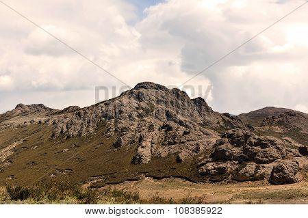 Pre Columbian Ruins