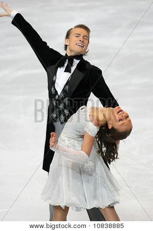 Jekaterina Wladimirowna Rjasanowa / Ilia Tkaschenko (Rus)