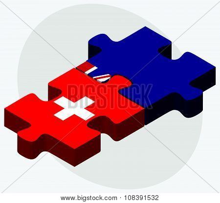 Switzerland And Turks And Caicos Islands
