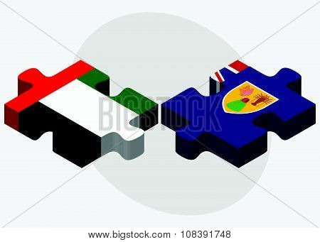United Arab Emirates And Turks And Caicos Islands