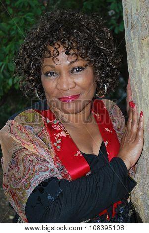 African american female.