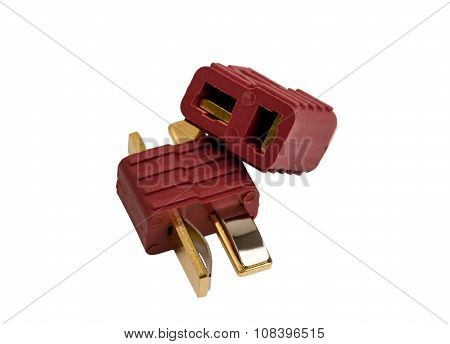 Electronic Collection - Low Voltage Powerful Connector Industrial Standard - T-connector