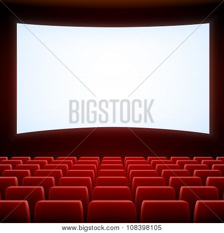 Movie Theater Stage