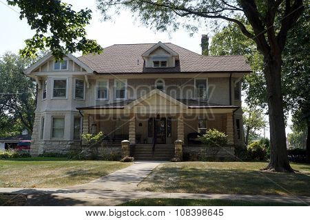 Lockport Mansion