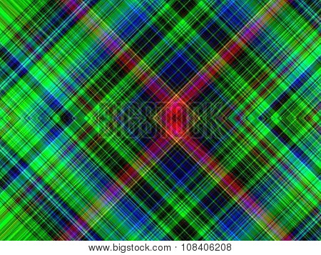 Plaid or Tartan Abstract Background