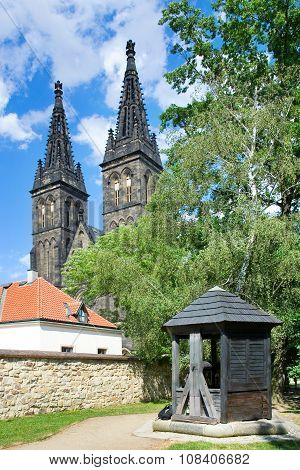 Vysehrad (UNESCO), Prague, Czech Republic