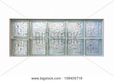 Glass Block Window