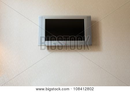 Tv Unit attached to the wall