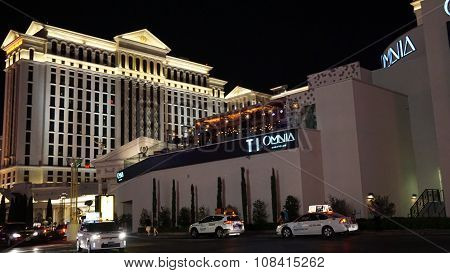Caesars Palace Hotel and Casino in Las Vegas