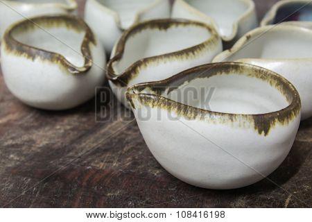 Liquid Tumbler, Ceramic Container