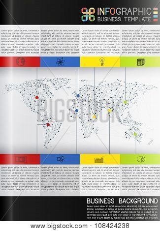 Business Template World Network