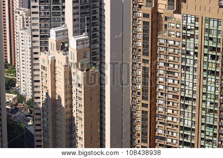 High-rise Residential Buildings, Hong Kong