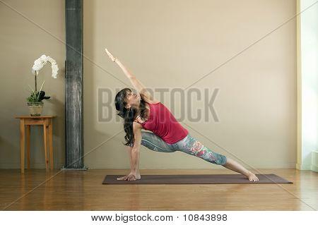 Mulher de ioga