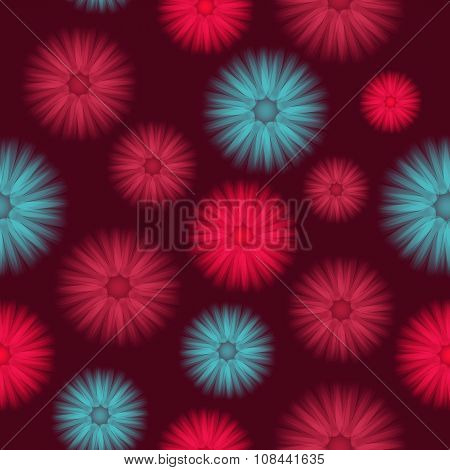 Seamless Colorful Background