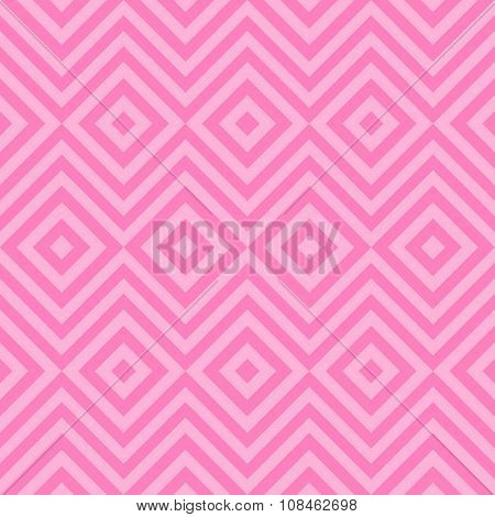 Ethnic tribal zig zag and rhombus seamless pattern. Vector