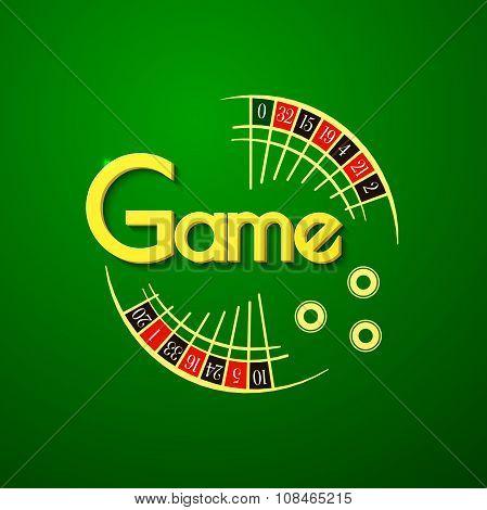 Game vector logo