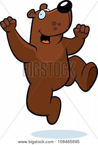 Bear Jumping
