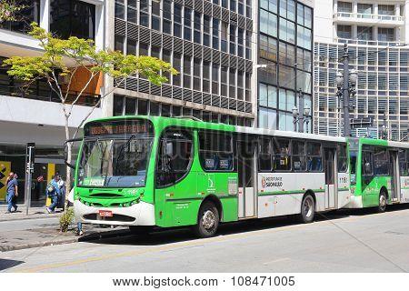 Sao Paulo Bus