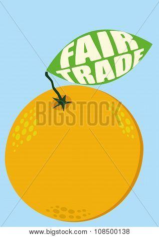 Fair Trade Orange