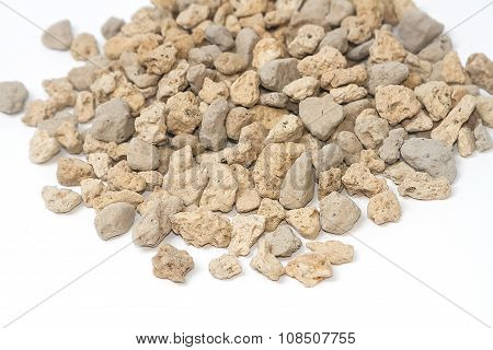 Pumice Pebbles For Gardening ( Lightweight Volcanic Rock )