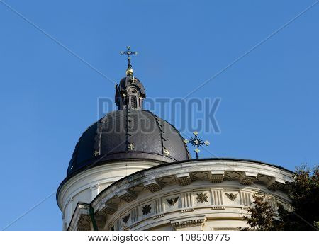 Church of Transfiguration, a monument of architecture in the Lviv
