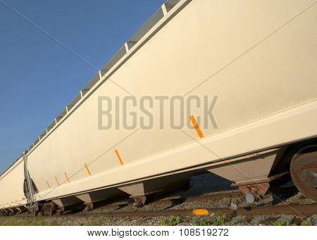 train white wagon