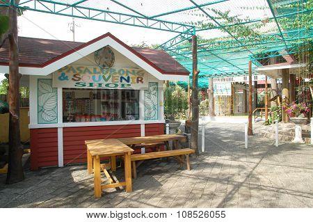 Cherubin Gardens store on Meycauayan, Bulacan