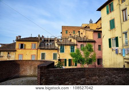 Touristic destination in Tuscany, Siena