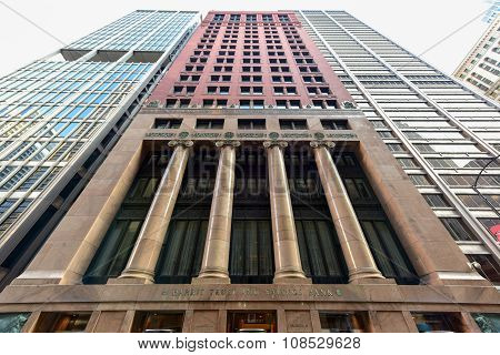 Harris Trust Building - Chicago