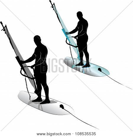 Windsurfing Water Sports
