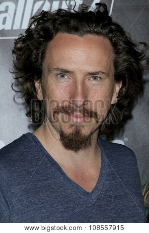 LOS ANGELES - NOV 05:  Michael Traynor at the Fallout 4 video game launch  at the downtown on November 05, 2015 in Los Angeles, CA
