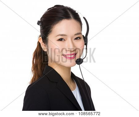 Customer services consultant agent
