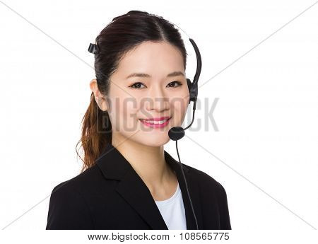 Customer services supporter