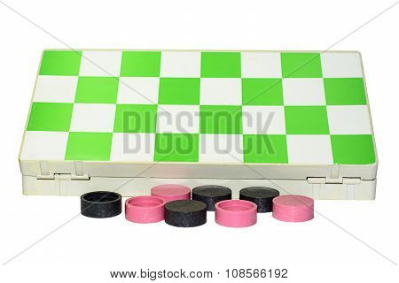 Checkers box