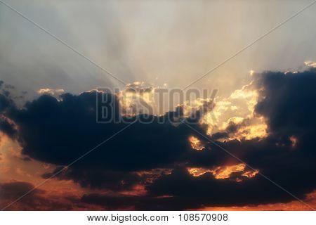 Solar sky
