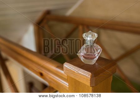 Wedding Perfume Bottle