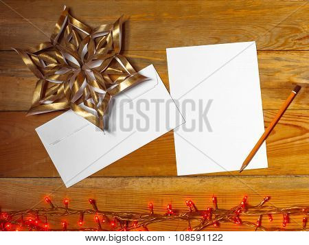 ?hristmas Greeting Letter