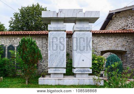 Monastery Of Moraca, Montenegro