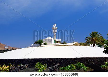 El Campesino, Lanzarote Island