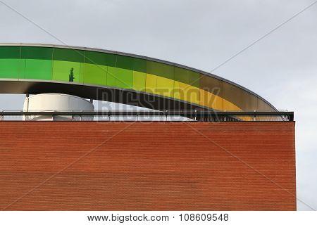 Aros Aarhus Kunstmuseum in Denmark