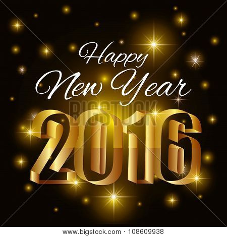 Happy new year 2016