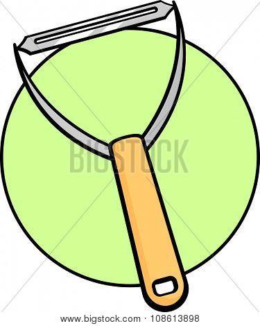 peeler kitchen tool