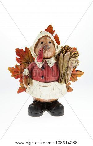 Mrs. Pilgrim Turkey