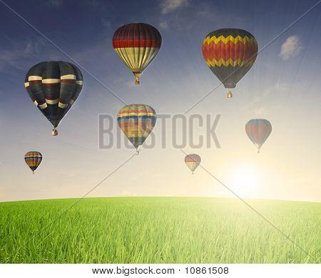 Hor Air Baloon