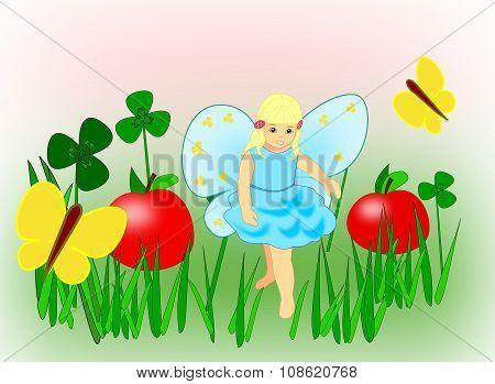 Dancing little Fairy