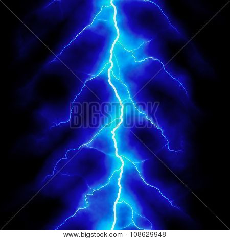 Electric lighting effect abstract techno background.