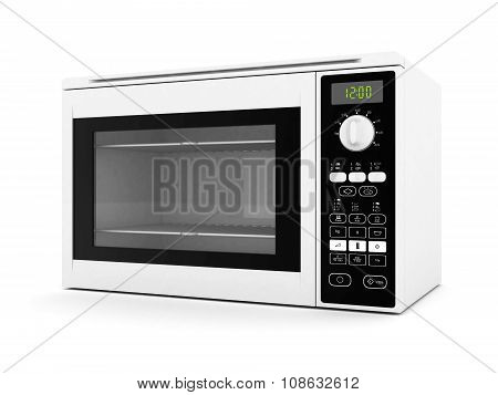 Image of the microwave