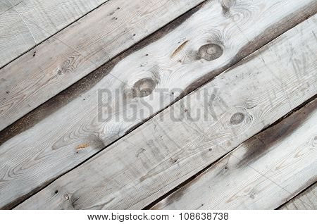 Background Of Planed Boards Diagonal Image